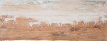 Weisse Pferde | 2013 | 50x80 cm