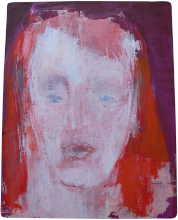 Rote Haare | 2015 | 22x28 cm