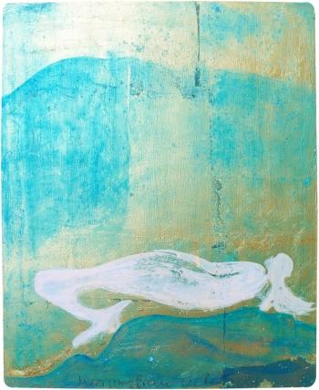 Meerjungfrau | 2015 | 22x28 cm