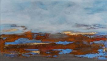 Landschaft 1 | 2018 | 40x70 cm
