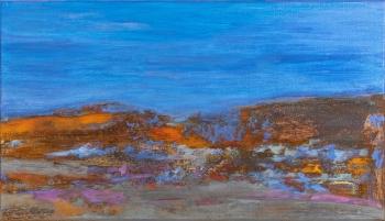 Landschaft 2 | 2018 | 40x70 cm
