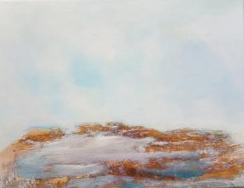 Landschaft 3 | 2018 | 30x40 cm