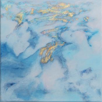 Wolken | 2018 | 40x40cm
