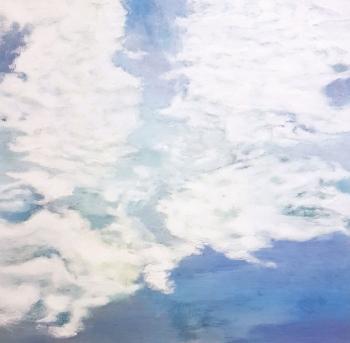 Wolke | 2018 | 80x80 cm